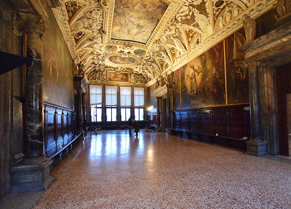 Doge's Palace Museum Tour in Venice