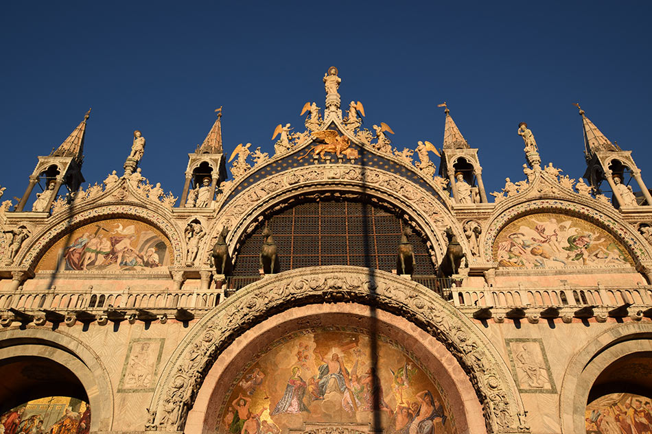 Saint Mark's Basilica Tour in Venice Italy